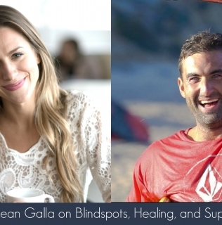 Episode 23- Sean Galla on Blindspots, Healing, and Supporting Men